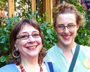 Pam & Deanna, summer 2013