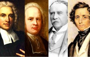 Charles Wesley, George Whitefield, William Hayman Cummings, Felix Mendelssohn