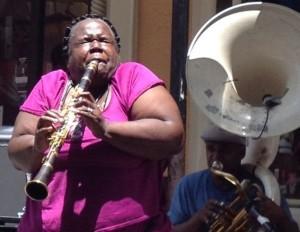 Doreen Ketchens, Queen Clarinet