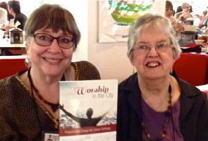 "Nancy Elizabeth Hardy's new book ""Worship In the City"""